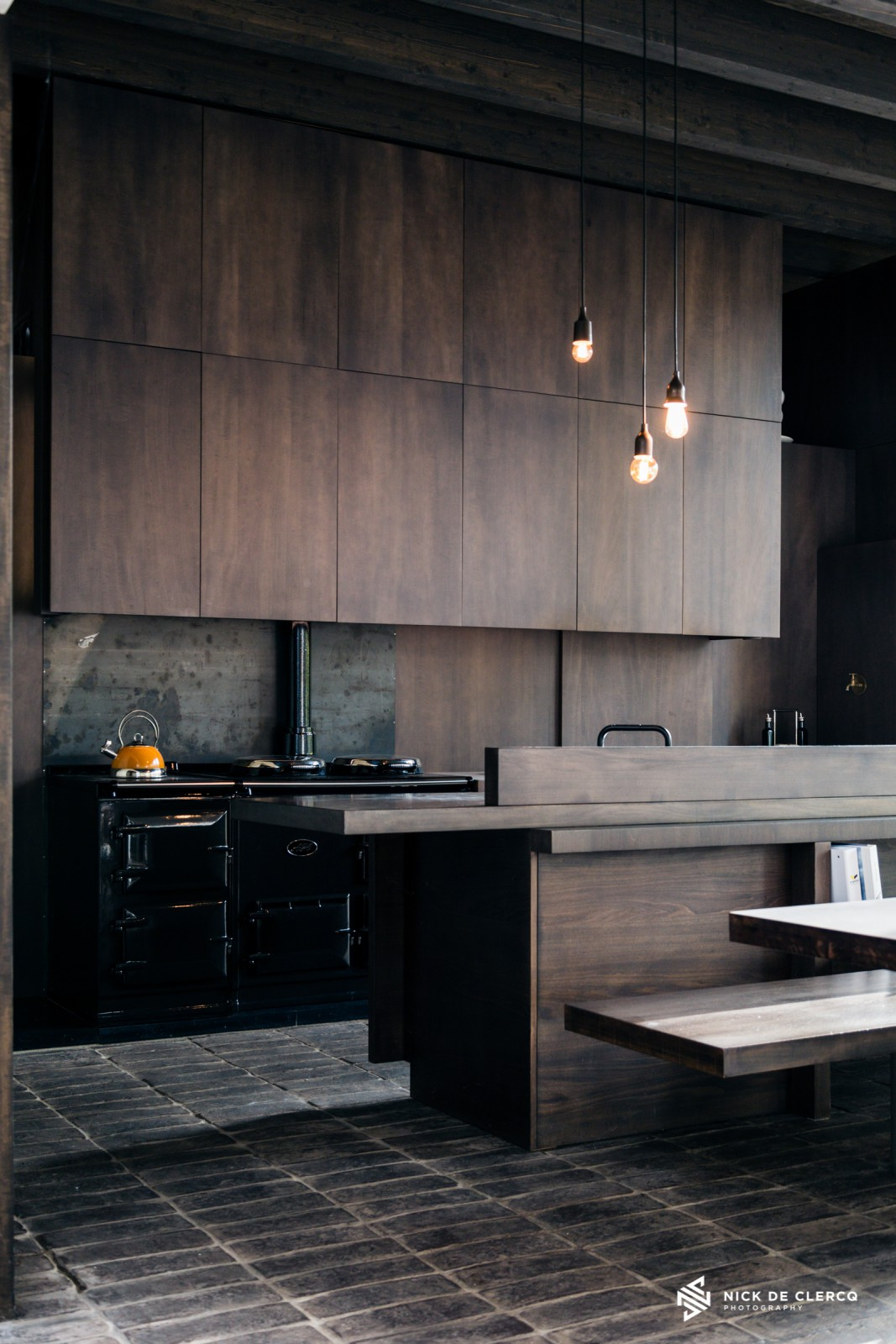 Wabi sabi architecture nick de clercq photography for Architectural design kitchens