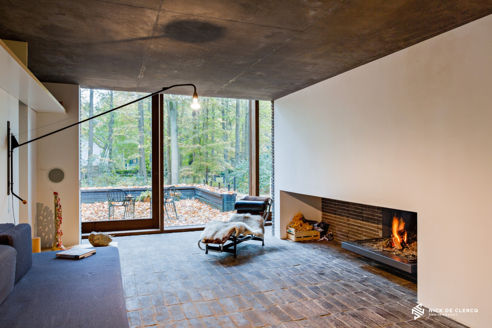 Wabi sabi architecture nick de clercq photography - Living room definition architecture ...